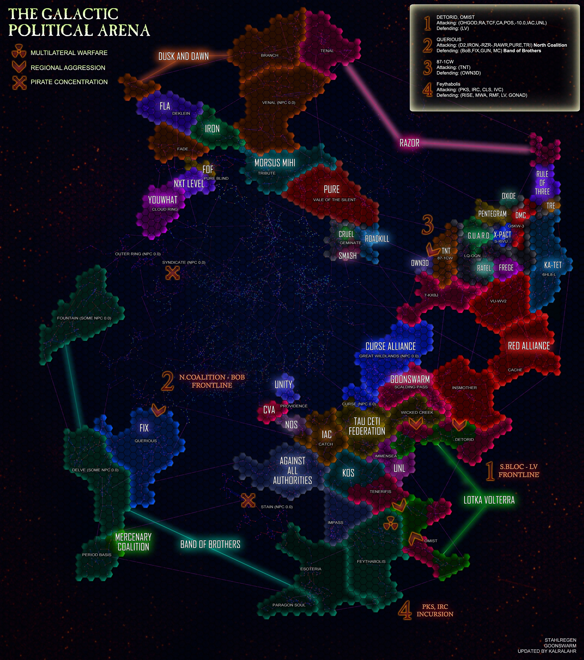 EVE Search - EVE Territorial Maps on